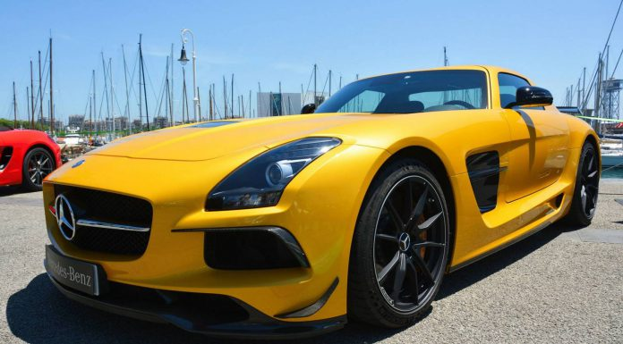 Barcelona Motordays 2015 Highlights Mercedes-Benz SLS AMG