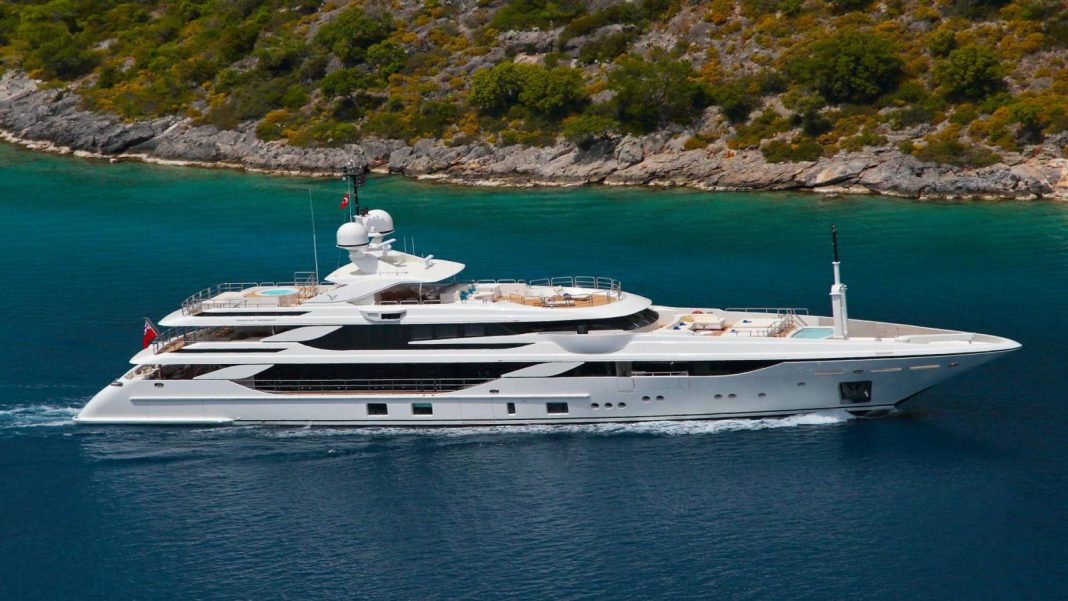 Revolutionary Superyacht VICA by Benetti