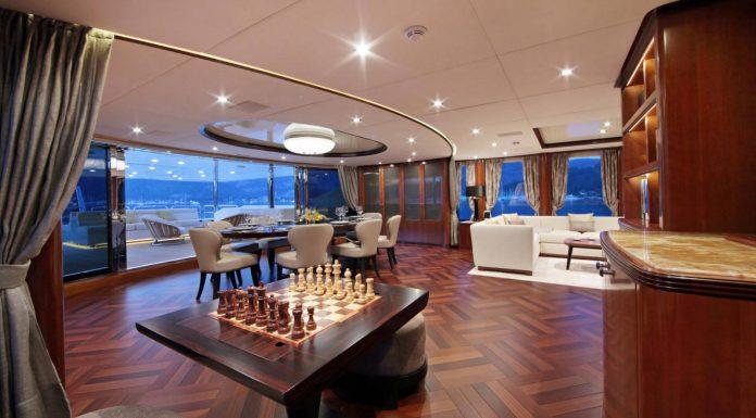 Superyacht VICA by Benetti Salon
