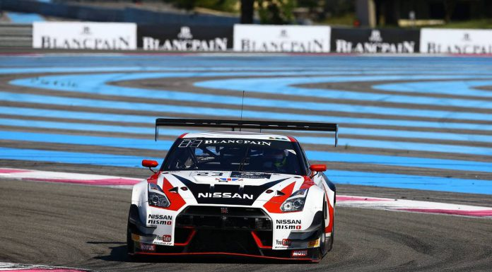 Blancpain GT: Nissan Claims Maiden Win at Paul Ricard 1000KM Race