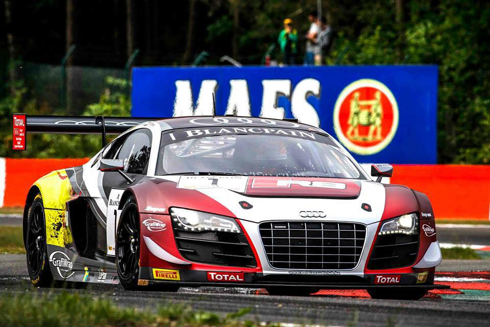 Blancpain GT: Laurens Vanthoor Claims Remarkable Home Win at Zolder