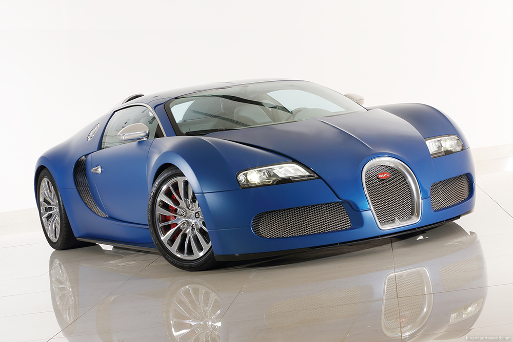 rare bugatti veyron bleu centenaire for sale gtspirit. Black Bedroom Furniture Sets. Home Design Ideas