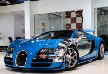 Bugatti Veyron Vitesse Meo Costantini for sale