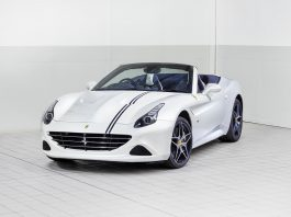 Special Ferrari California T Revealed for Goodwood 2015