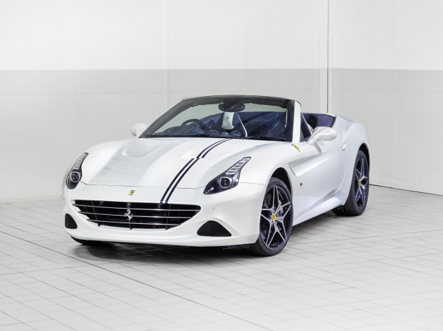 Special Ferrari California T Revealed for Goodwood 2015