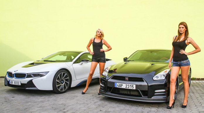 Cars and Coffee Czech Republic 2015