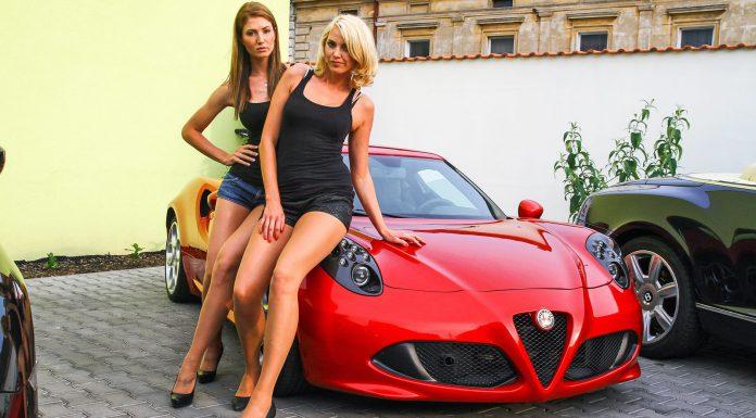 Hot Girls Cars and Coffee Czech Republic 2015