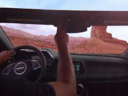 Chevrolet Camaro Convertible teased before June 24
