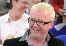 Chris Evans Top Gear host