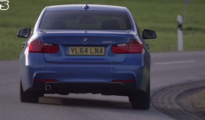 Chris Harris tests the new BMW 320d