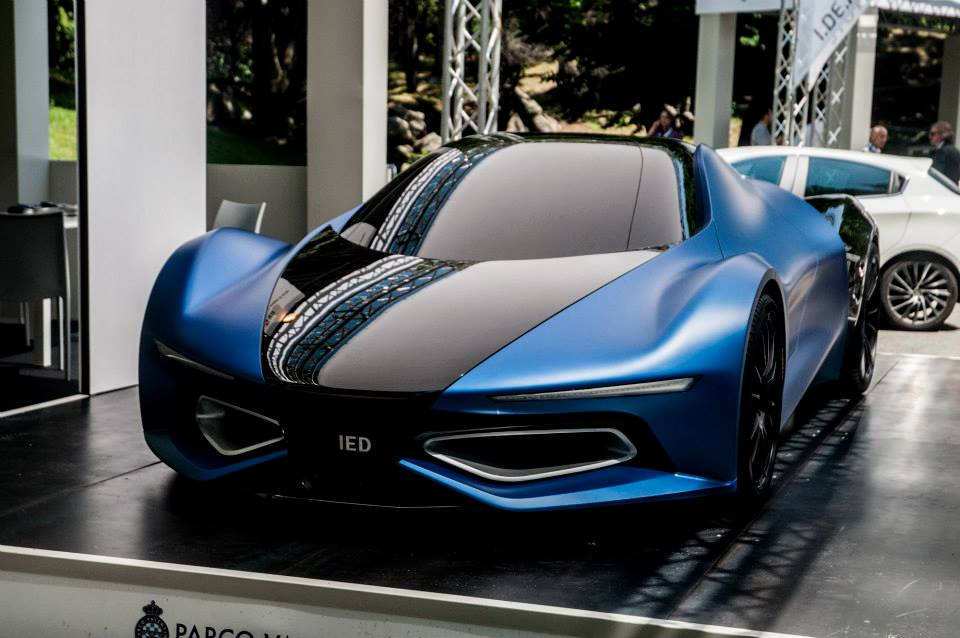 Parco Valentino 2015: Coachbuilders and Concept Cars ...