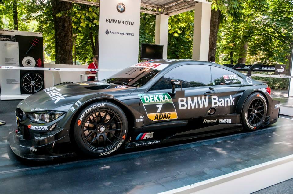 Parco Valentino 2015 BMW M4 DTM