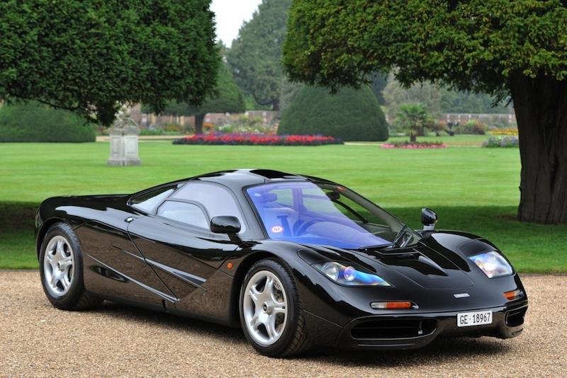 Concours of Elegance 2015 previewed