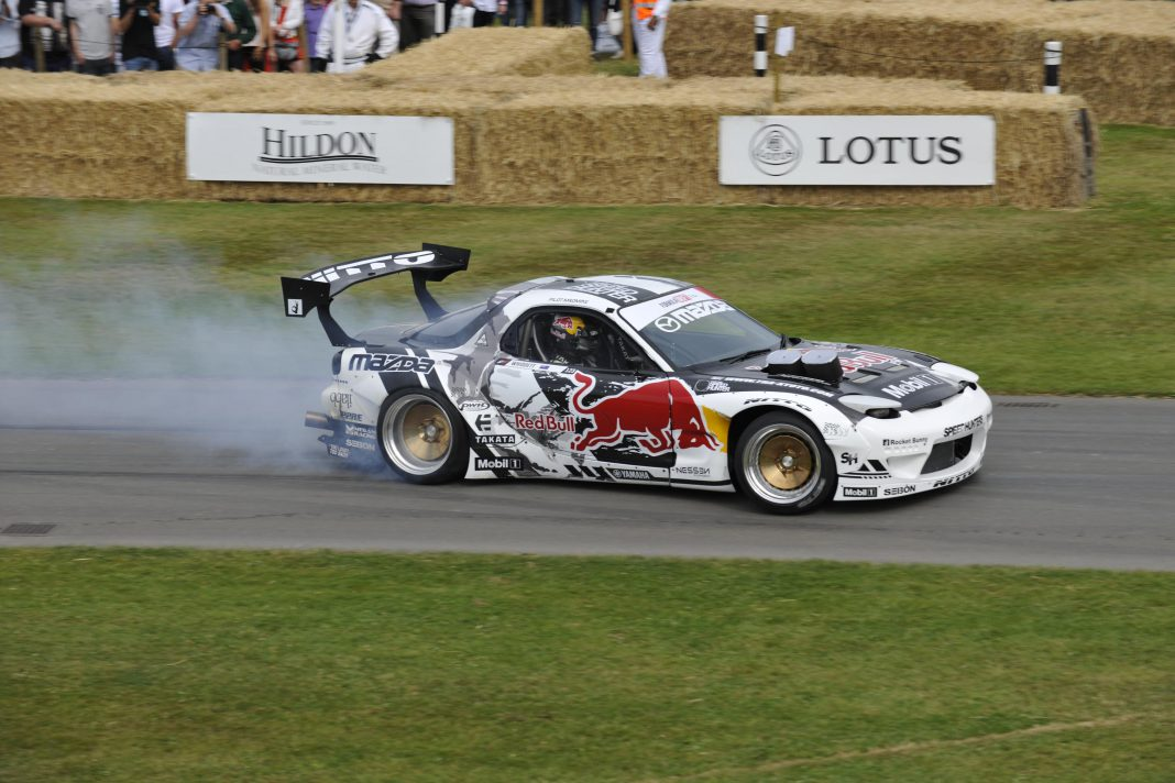 Mad Mike Goodwood Festival of Speed
