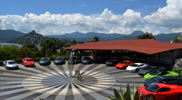 Supercars In Mexico