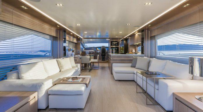 Dominator 800 Superyacht Interior Main Saloon