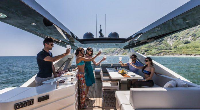 Dominator 800 Superyacht Dining