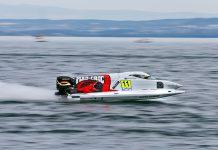 F1H2O Grand Prix of France, Evian 27th-28th June 2015, Sami Selio (11), Mad-Croc Baba Racing Team