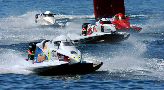 F1 H2O Grand Prix of France Powerboats