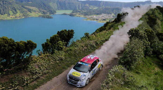 2015 Azores Rally Portugal FIA ERC