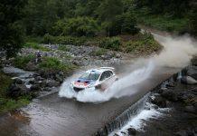 Craig Breen 2015 Azores Rally Portugal FIA ERC