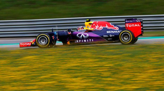 FIA Formula 1 Austrian GP Red Bull
