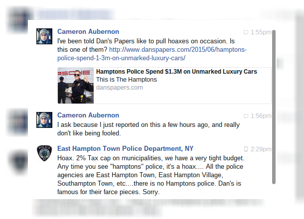 Facebook-Communication-With-East-Hampton-Town-Police-Department-Over-Dans-News-Article