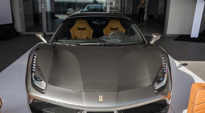 Ferrari 488 GTB Launched in South Africa