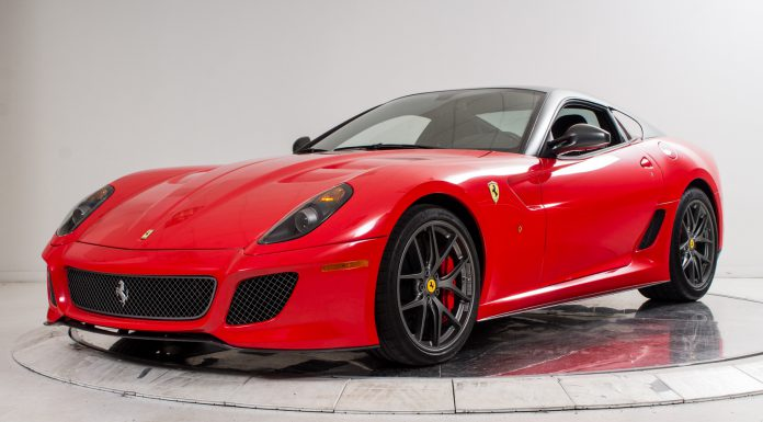 Ferrari 599 GTO for sale in the U.S