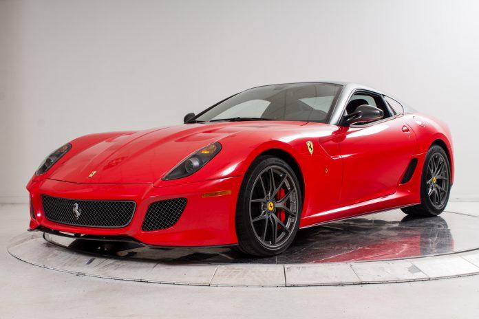 Ferrari 599 GTO for sale in the U.S