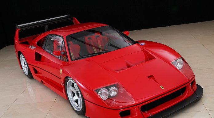 Ferrari F40 LM For sale in Japan