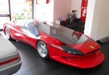 One-Off Ferrari Testa D'Oro Colani for Sale at $1.7 Million