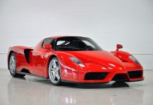 Floyd Mayweather's Ferrari Enzo hits the market