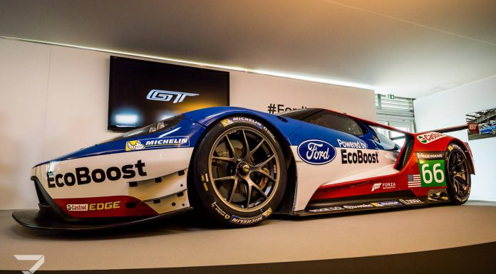 2016 Ford GT GTE