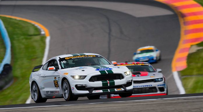 Ford Shelby GT350R-C Makes Debut at Watkins Glen