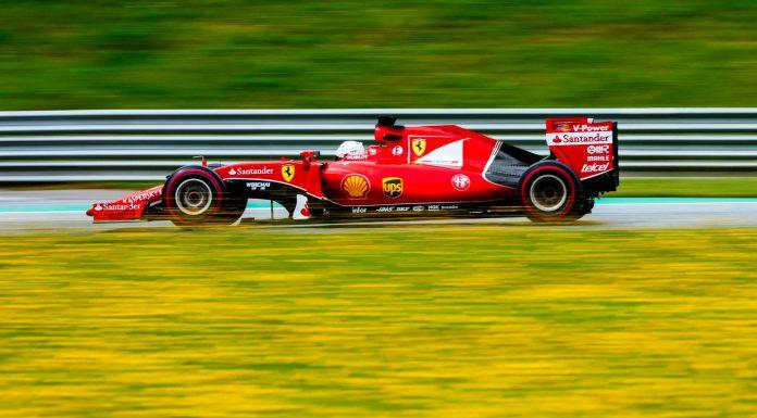 Formula 1 Austrian GP Ferrari