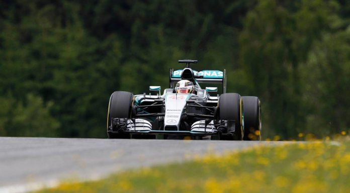 Formula 1 Austrian GP Mercedes-AMG