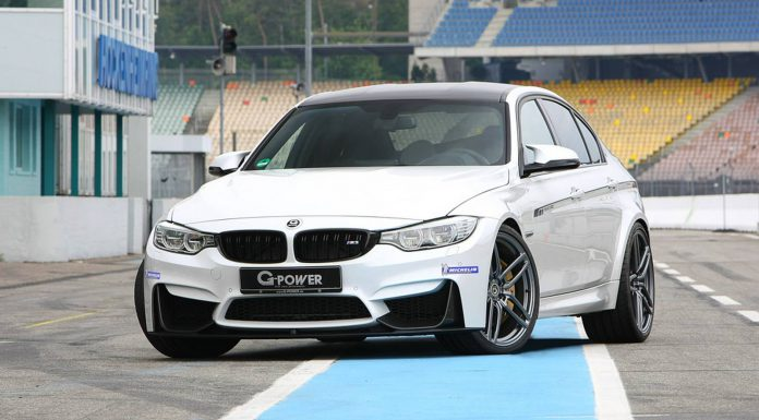 560hp BMW M3 and M4 by G-Power