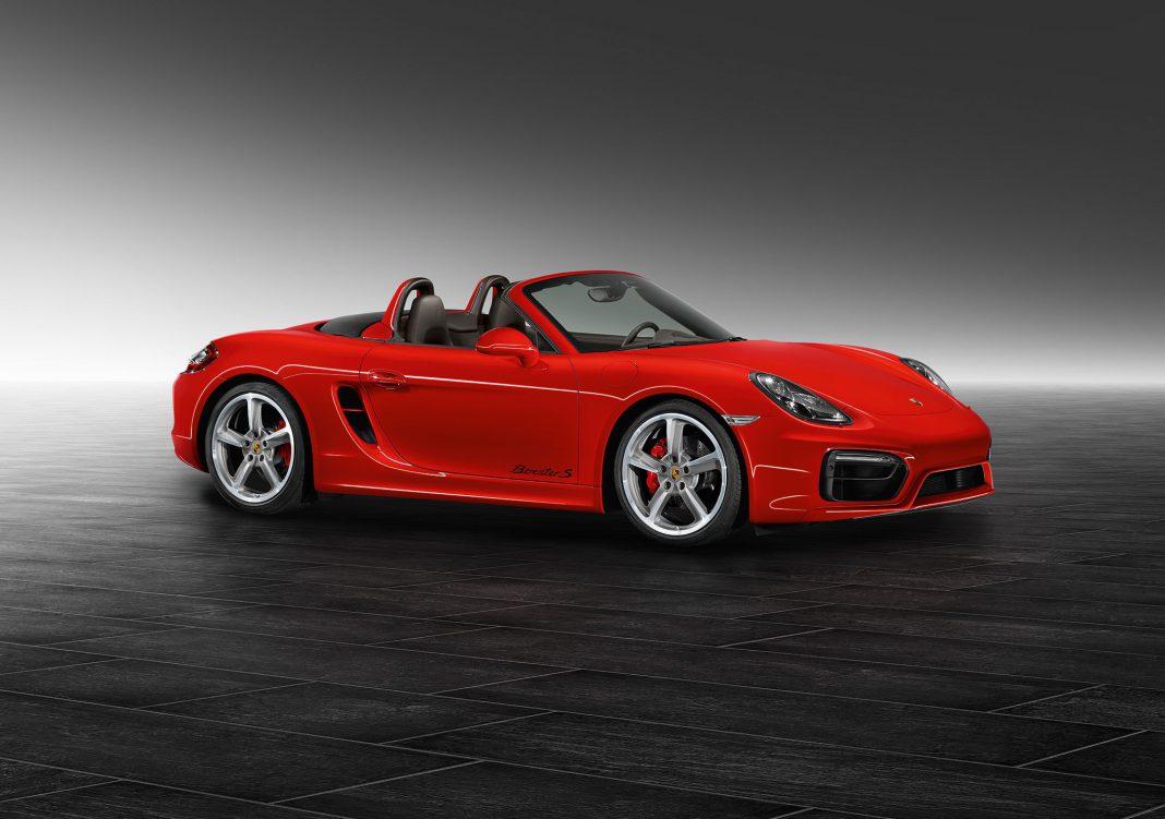 Porsche Exclusive Boxster S