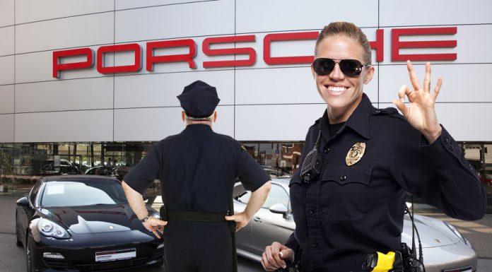 Hamptons Police Cars