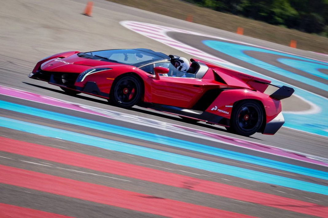 Hypercar Invasion at Paul Ricard Circuit