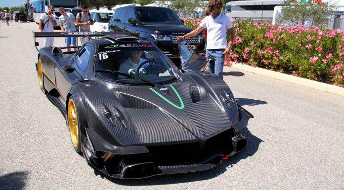 Pagani Zonda R  Ultracar Sports Club