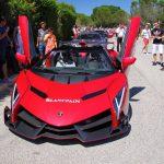 Lamborghini Veneno Roadster Ultracar Sports Club