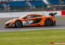 McLaren 650S Takes First British GT Win
