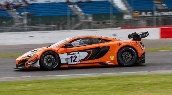 McLaren 650S Takes First British GT Win