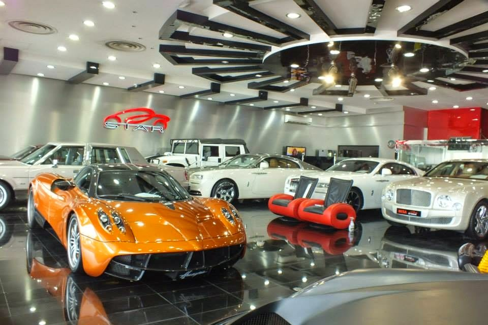 Dubai Exotic Car Dealership Has Two Different Laferraris: GTspirit's Top 10 Exotic Car Dealerships