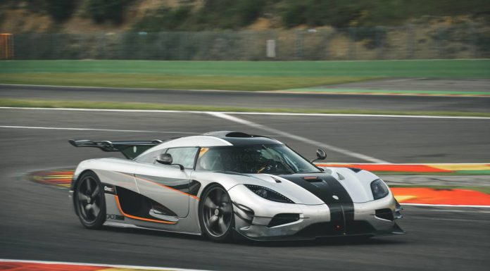 Onboard the Koenigsegg One:1 at Spa Francorchamps