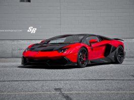 SR Auto Group Lamborghini Aventador Roadster