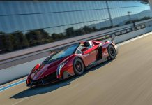 New Lamborghini hypercar to debut at Pebble beach