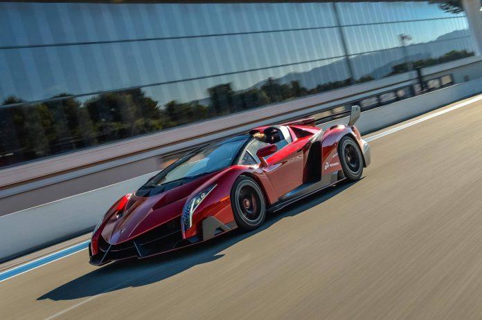 New Lamborghini hypercar to debut at Pebble beach
